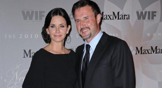 Courtney Cox gets David Arquette dating approval. February 9th, 2012
