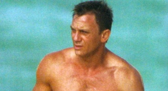 Daniel Craig discusses the downsides of fame