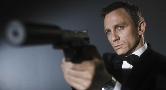 Daniel Craig happy to play James Bond as long as he is wanted