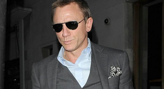 Daniel Craig reveals why he signed long term Bond deal