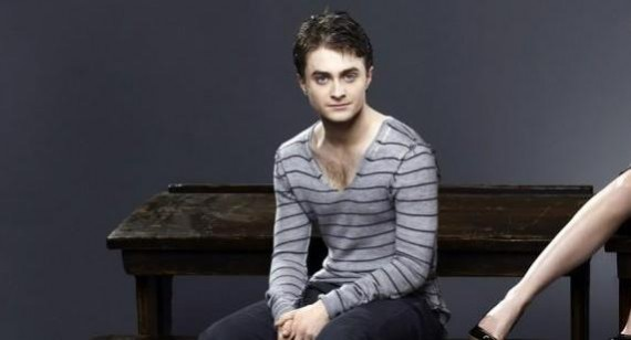 What is Daniel Radcliffe's mail?