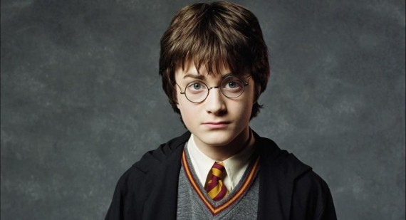 Daniel Radcliffe talks young Harry Potter