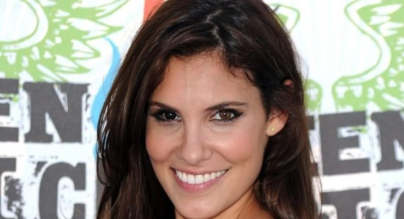Daniela Ruah discusses her eye