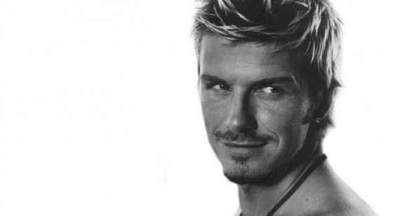 David Beckham the perfect example to parents everywhere