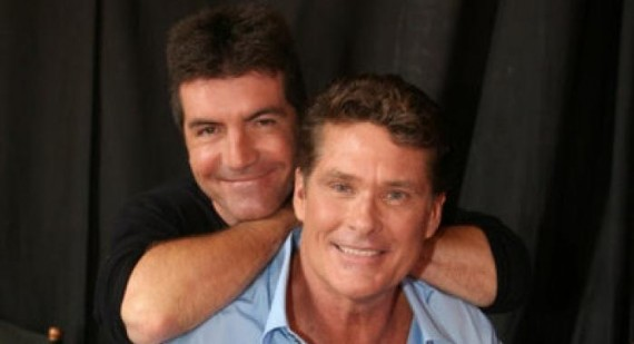 David Hasselhoff wants Simon Cowell for Knight Rider movie