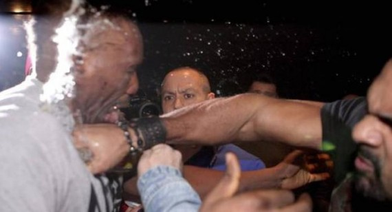 David Haye and Dereck Chisora banned for life?