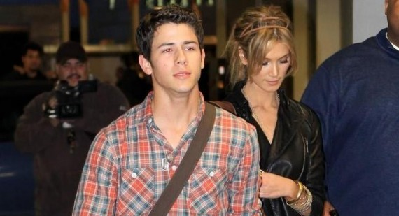 Delta Goodrem reveals her love for Nick Jonas