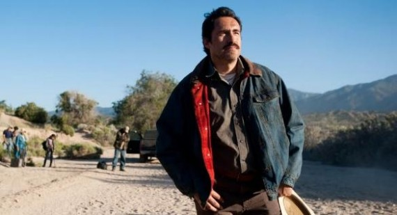 Demián Bichir receives SAG and Film Independent Spirit Award nominations