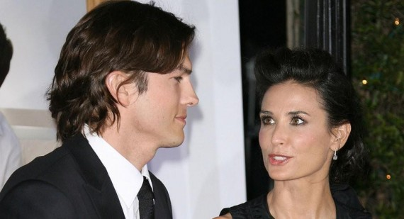 Demi Moore and Ashton Kutcher split