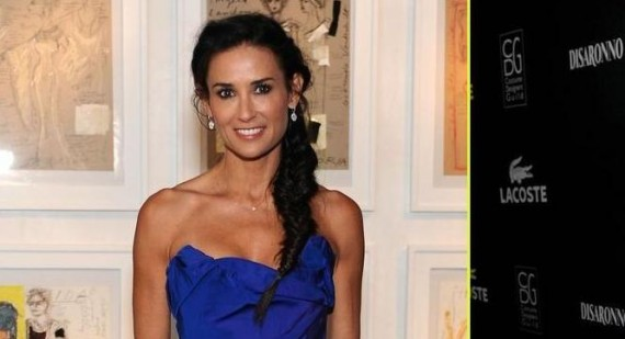 Demi Moore returns to Twitter