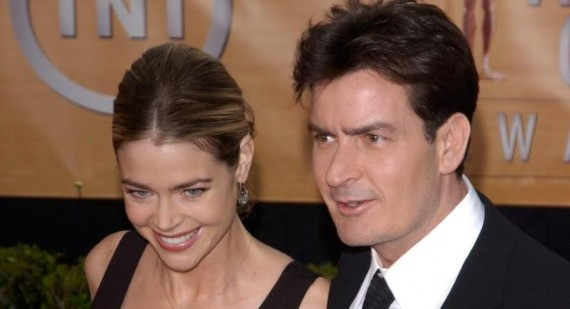 Why did Charlie Sheen take drugs and have sex with hookers?
