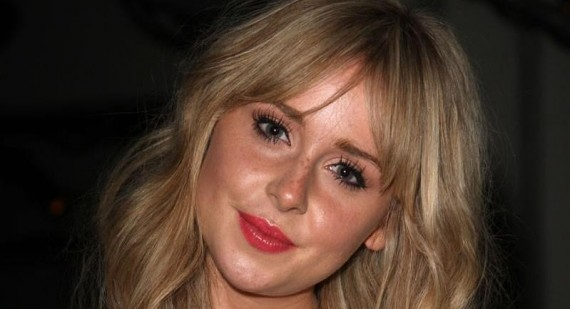 Diana Vickers impresses Enrique Iglesias and Jennifer Lopez