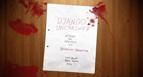 Django Unchained official movie poster and movie synopsis released