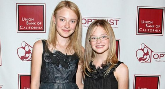What is that new movie called that Dakota Fanning is in?
