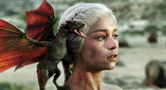 Emilia Clarke loves speaking Dothraki in Game of Thrones