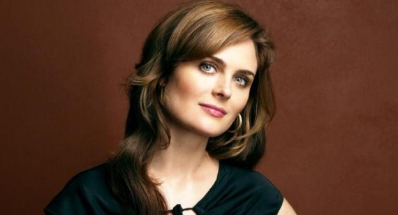 Emily Deschanel compares pregnancy to Alien movie