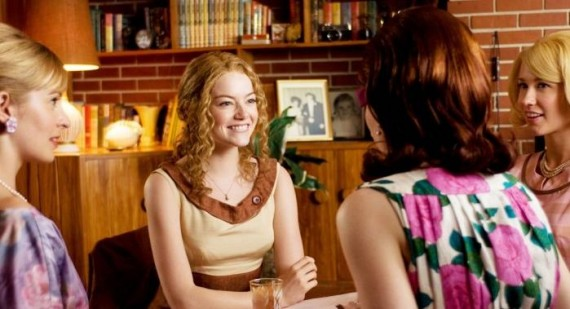 Emma Stone, Bryce Dallas Howard, Jessica Chastain, The Help dominates box office