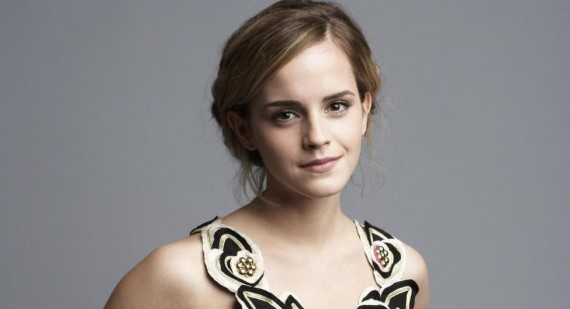 How was Emma Watson's troll face created?