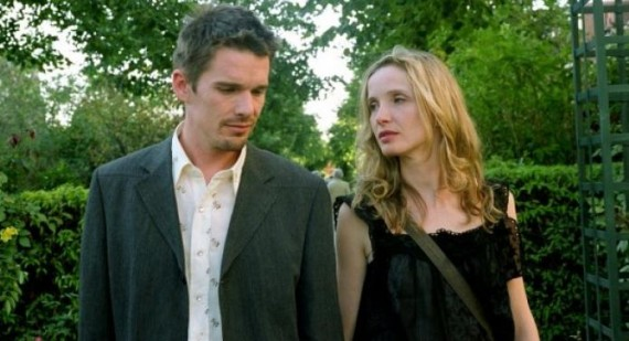 Ethan Hawke talks Before Midnight