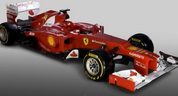 Fenando Alonso and Felipe Massa discuss new Ferrari 2012 car
