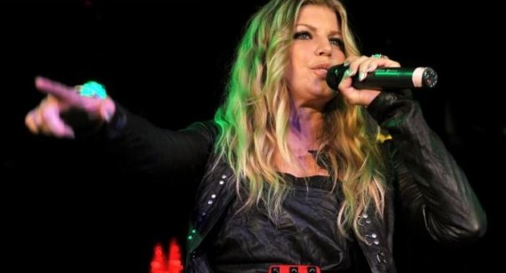 Fergie reveals how she stays in shape during Black Eyed Peas hiatus