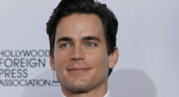 Fifty Shades Of Grey: Matt Bomer Is Christian Grey?