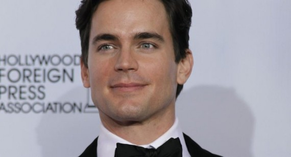 Fifty Shades Of Grey: Would Matt Bomer Make A Good Christian Grey?