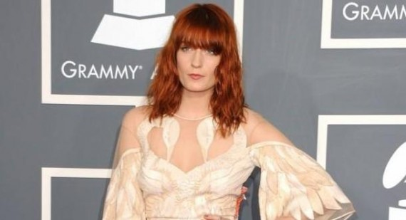 Florence Welch reveals Snow White and the Huntsman track inspiration