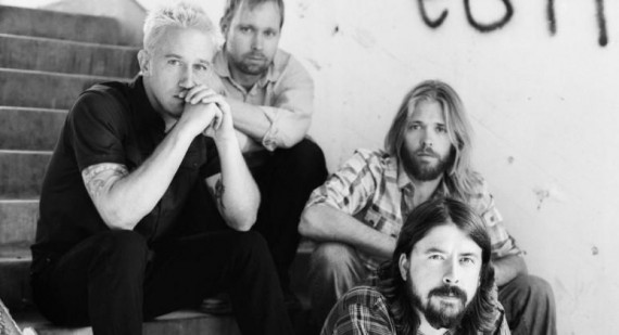 Foo Fighters discuss Sound City