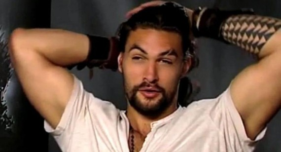 Game of Thrones Jason Momoa reveals his ripped figure secrets