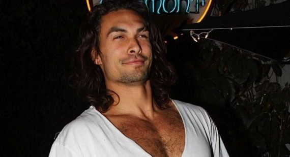 Game of Thrones star Jason Momoa talks Conan reboot, plus posters