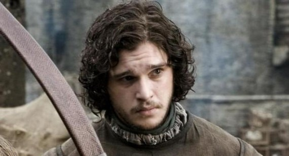 Game of Thrones Jon Snow actor Kit Harington wants the throne but afraid to be pin up