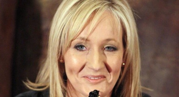 Harry Potter author JK Rowling discusses new book