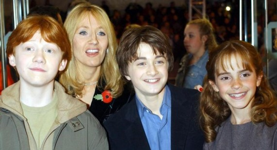 Harry Potter author JK Rowling is set to write another children's book