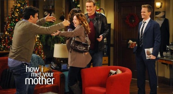 Who is the mother in How I Met Your Mother?