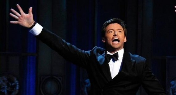 Hugh Jackman the Eminem fan