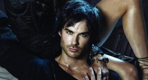 Ian Somerhalder teases the return of Damon's dark side