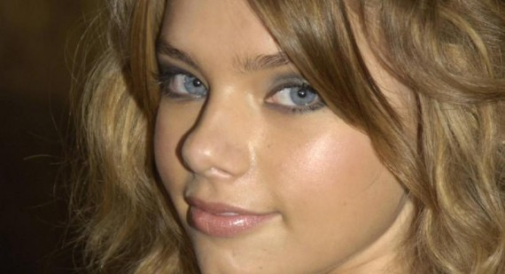 Indiana Evans reveals the pitfalls of looking young