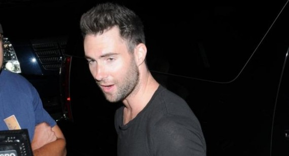 Is Adam Levine gay?