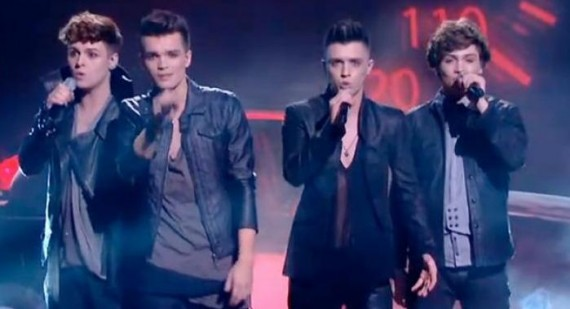 Is Union J's Jaymi Hensley gay?