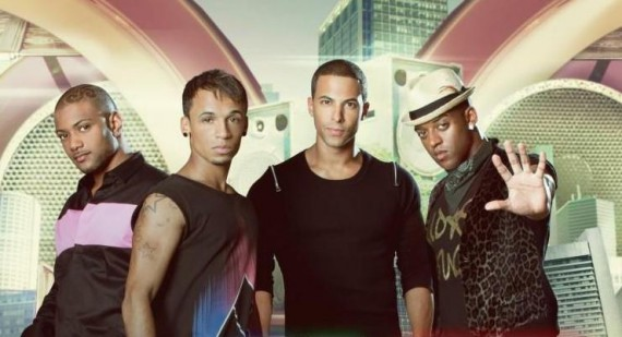 JLS reveal ideal woman would be Nicki Minaj and Kim Kardashian mix