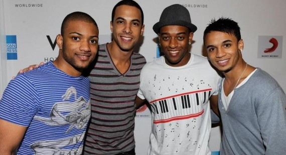 JLS singer Oritse Williams pens songs for Usher and Jedward
