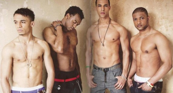 JLS talk Sport Relief single Proud