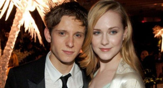 Jamie Bell and Evan Rachel Wood back on