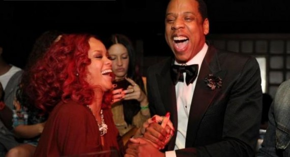 Jay-Z Tells Rihanna: 'Go To Rehab Or I'll Drop You From The Label'