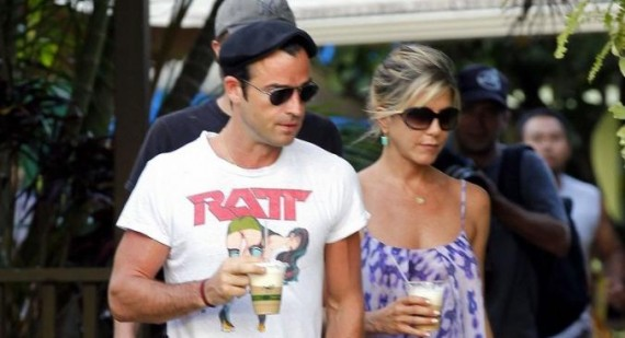 Jennifer Aniston and Justin Theroux to marry this year?