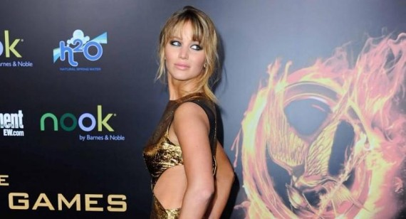 Jennifer Lawrence Discusses The Hunger Games: Catching Fire