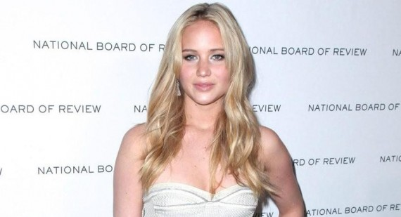 Jennifer Lawrence discusses her weight