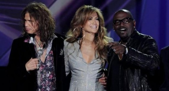 Jennifer Lopez loves Randy Jackson and Steven Tyler