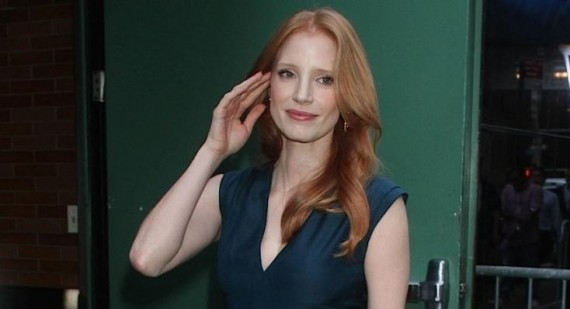 Jessica Chastain dating 'Zero Dark Thirty' co-star Jason Clarke
